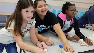 STEM Day at Centennial Middle School
