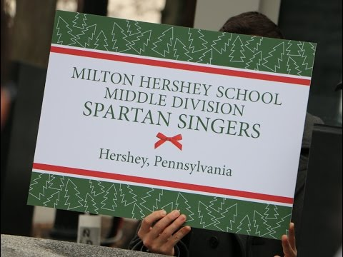 Spartan Singers meet President Obama