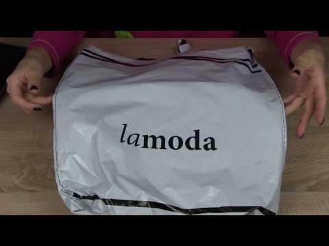 Обзор, одежда, интернет покупки в  Lamoda.ua