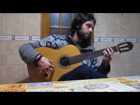 Darío Varas - Callejón de la Luna (Vicente Amigo)