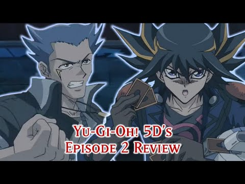 Yu-Gi-Oh 5Ds: Episode 2 REVIEW (Sub VS Dub)