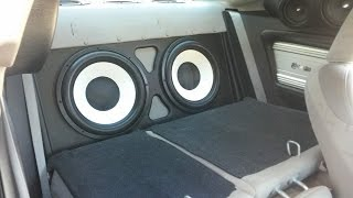 2 PSI PLATFORM 3 15S ON 8,000 WATTS HONDA TRUNK!
