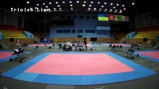 Чемпионат Украины по Тхэквондо ВТФ 2018 Корт Б 19.04.2018