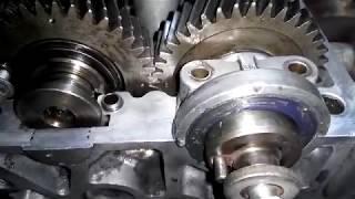 ''ГТ'' Ремонт двигателя TOYOTA 4А-FE 1.6i 16v. Установочные метки, первый запуск.Часть 2.