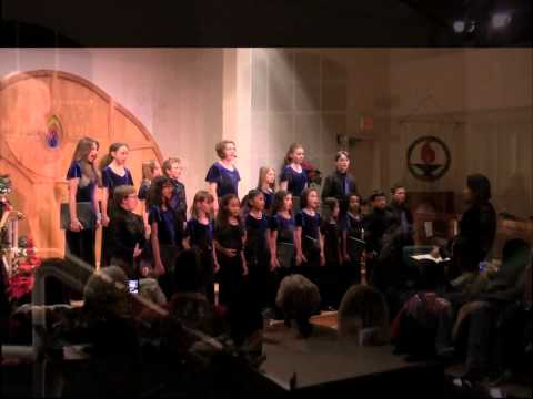 The Song that Nature Sings by Ruth Elaine Schram, performed by SFVYC Primi Cantores