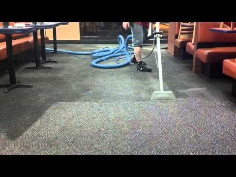 Commercial carpet cleaning in Phoenix AZ
