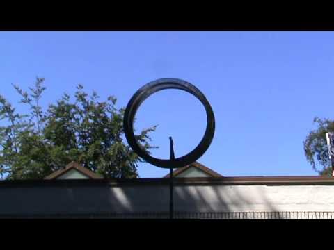 Louisiana Museum of Modern Art - an outdoor installation