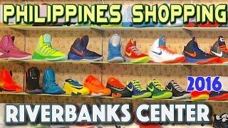 Riverbanks mall | Philippines bargain shopping Marikina | 2016 VLOG