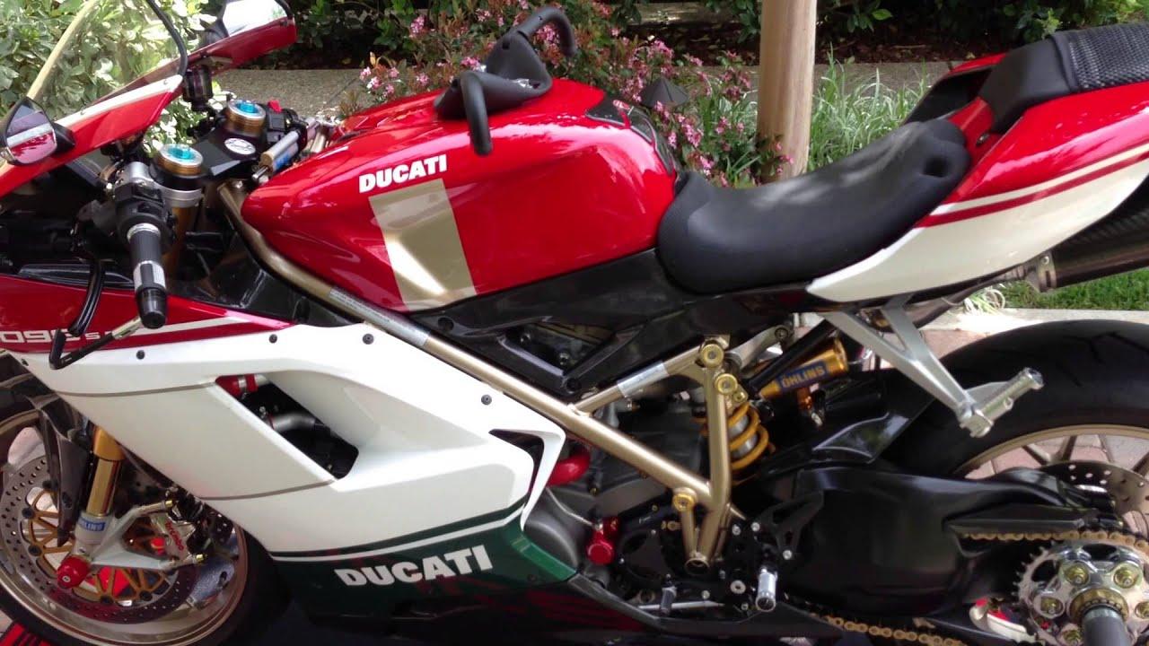 Best Brake Rotors >> Ducati 1098S Tricolore - FULL System Ducati Collection ...