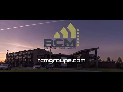 Groupe RCM Solutions Modulaires HD