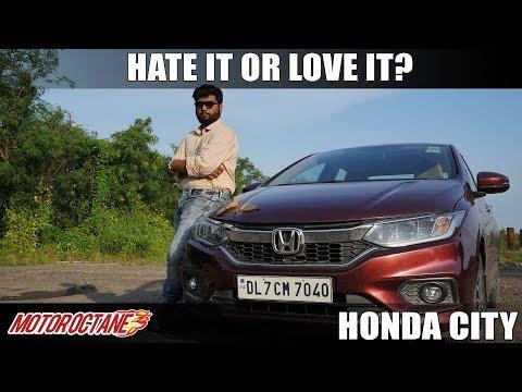 Honda City - Hate it or Love it?   Hindi   MotorOctane
