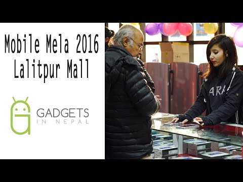 Mobile Mela 2016 Lalitpur Mall - Gadgets In Nepal