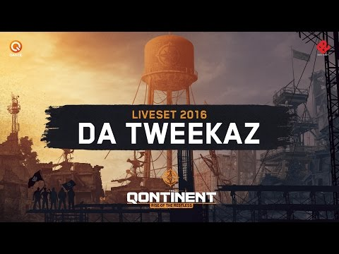 The Qontinent - Rise Of The Restless | Da Tweekaz | Liveset (Audio Only)