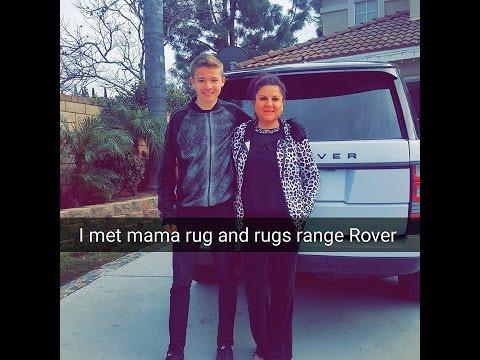 Meeting Mama Rug Papa Rug And Faze Rug Youtube