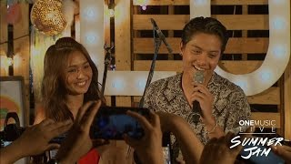 Can 39 t Help Falling In Love by KathNiel One Music Live Summer Jam
