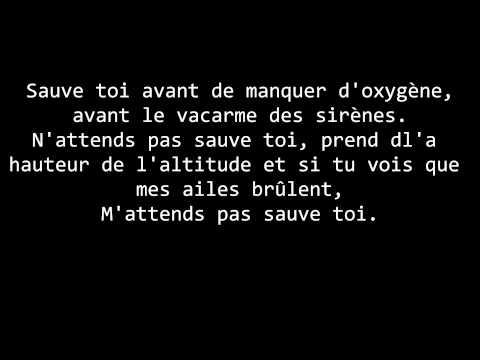 M. Pokora - Sauve toi (paroles)