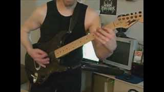 INGENTING - Fengsla - Cover (Rhythm Guitar)