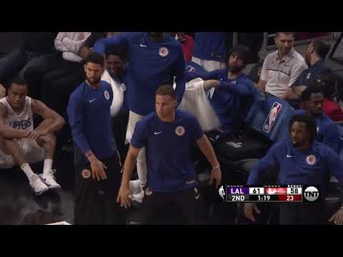 LA Clippers vs. Los Angeles Lakers Full Game Highlights | 10/13/17