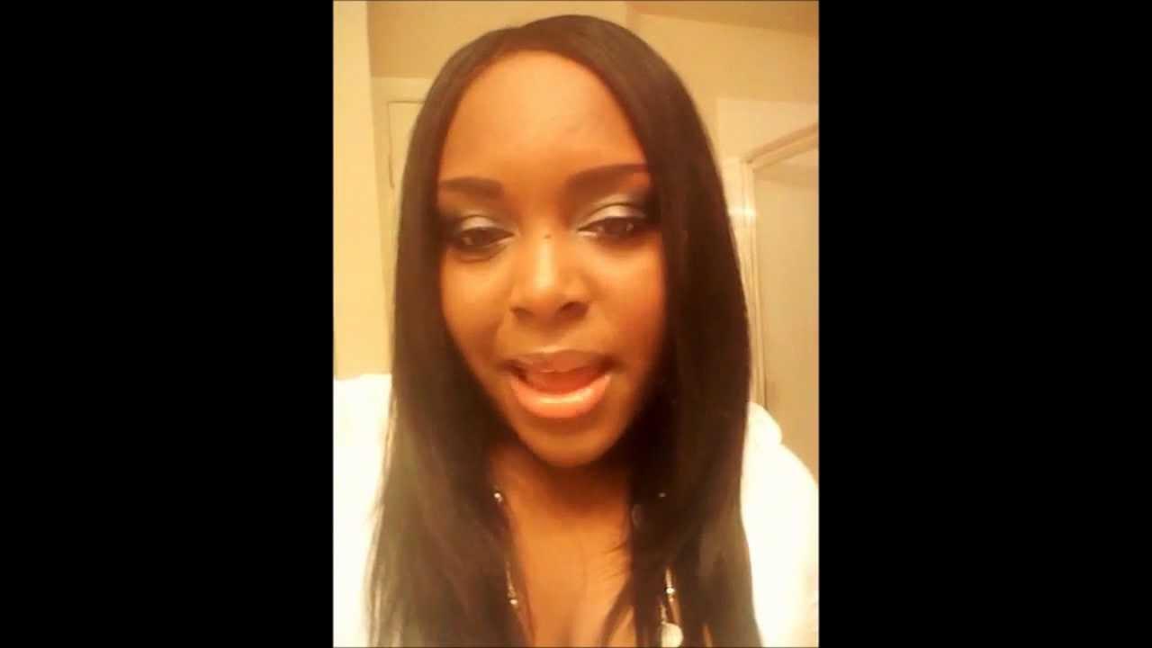 Hair Review Select Goddess Remi Yaki By Sensationnel Youtube