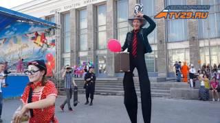 #Последний звонок 2016 #Северодвинск #Беломорканал(, 2016-05-25T17:27:49.000Z)