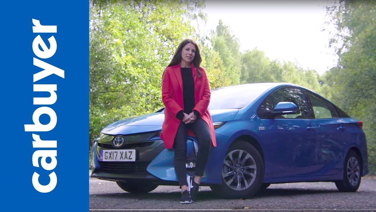Toyota Prius Plug-In Hybrid review - Ginny tests the latest 283mpg Prius - Carbuyer - Dauer: 6 Minuten, 39 Sekunden