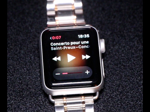 How to shuffle your playlist on Apple watch