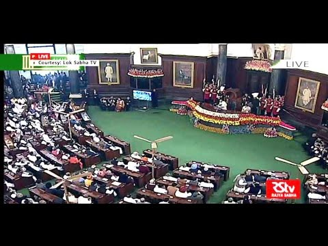 President's Address to both the Houses of Parliament in Budget Session | Date: February 23, 2016