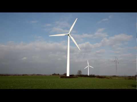 Wind turbines in Denmark