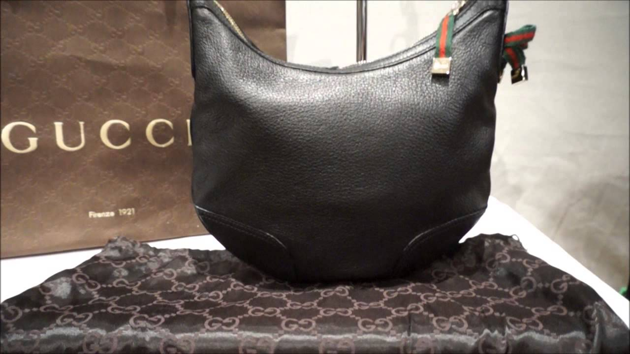 27c96aef235657 GUCCI PRINCY HOBO BAG - YouTube