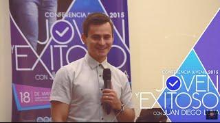 Juan Diego Luna -  Joven y Exitoso 2015 - Conferencia # 2 - Bucaramanga