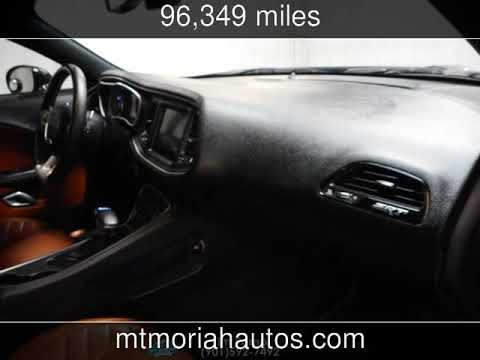 2015 Dodge Challenger SRT 392 Used Cars - Memphis,Tennessee - 2018-04-25