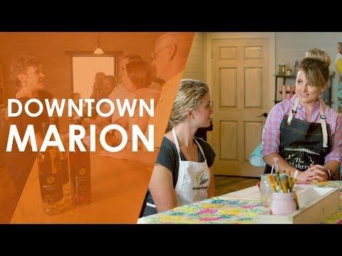 Downtown Marion NC  North Carolina Weekend  UNC-TV