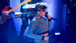 Rihanna -  Rude Boy Live @ Allan Carr