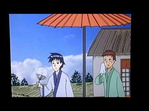 ギャグマンガ日和 松尾芭蕉と曽良君の     ショートコントですw
