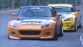 J's Racing S2000 vs Amuse S2000 First Ever Touge Battle Ends in a SADDEN DEATH!