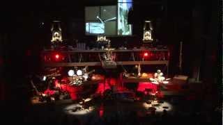KarmetiK Machine Orchestra - Live at REDCAT Walt Disney Hall - Los Angeles - Jan 27, 2010