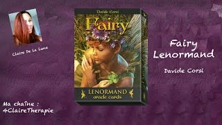Fairy Lenormand - Lo Scarabeo (Review, Video)