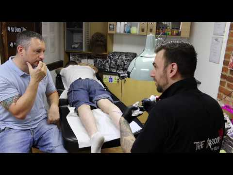 Pain Free Tattoos - UK Hypnosis Academy-Free Hypnosis lessons