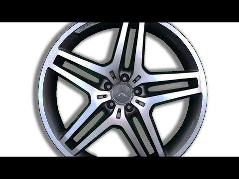 Оригинал диски на Mercedes Benz МL и GLE AMG R 21