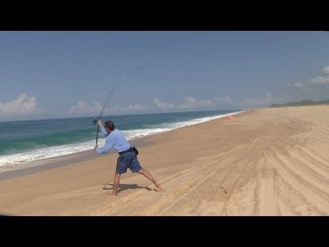 Surf Fishing Tip Of The Week # 43 Line Stretcher Lures