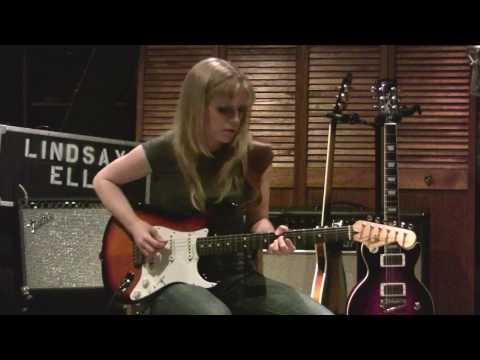 """John Mayer - """"Slow Dancing in a Burning Room"""" Cover by Lindsay Ell"""