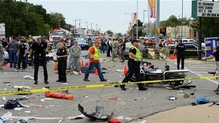 Oklahoma State University Parade Crash