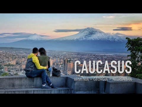 Exploring Great Caucasus Region (Armenia, Georgia, Azerbaidjan)