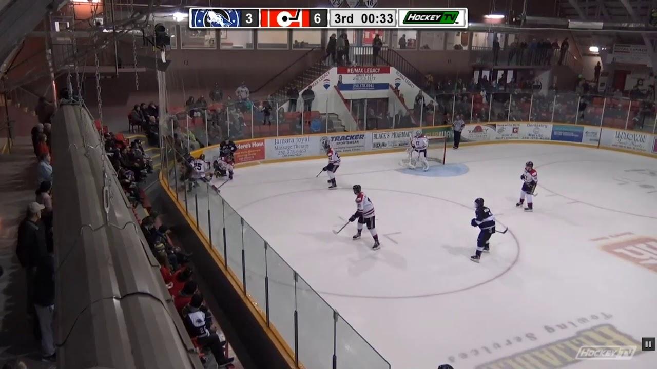 Wenatchee Wild vs Merritt Highlights 2019-11-23