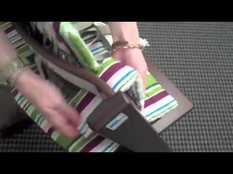 Stokke® Tripp Trapp®  Cushion    How to adjust it Demo Movie
