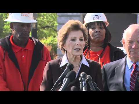 Boxer & Cardin Highlight Urgent Need for Action on Bipartisan Senate Transportation Bill (3/29/12)