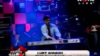 Luky Annash - Kritik Tanpa Solusi (Live @ RadioShow TV One)