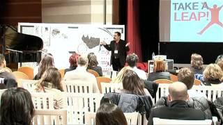 Ahmet Ümit at TEDxSabanciUniversity