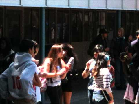 De Anza Senior High School: Last Day of School June 9th 2011 Part 2