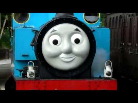 Day Out With Thomas at the Llangollen Railway 23.4.17